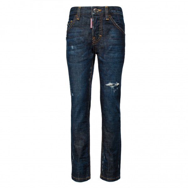 DSQUARED2 Cool Guy Jean Dark Denim Jeans Kids