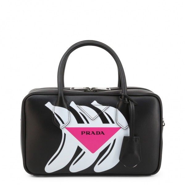 PRADA City Banana Camera Bag Damen Handtasche