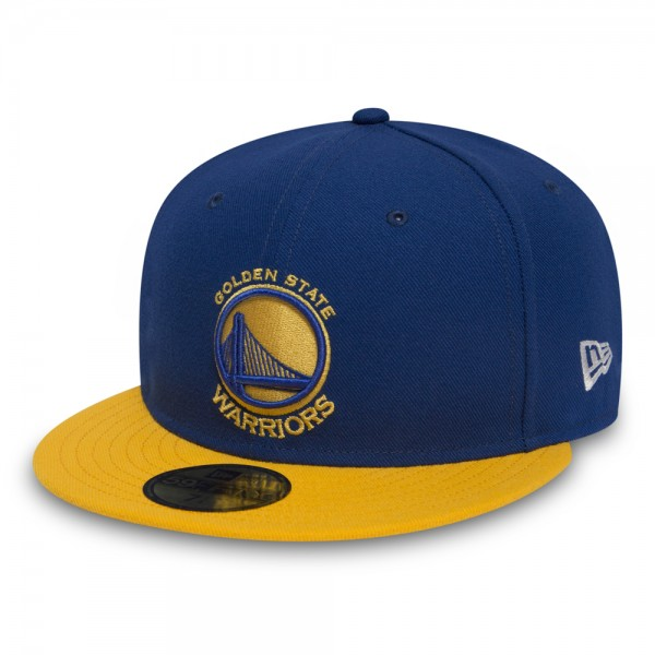 NEW ERA 59Fifty Golden State Warriors Cap