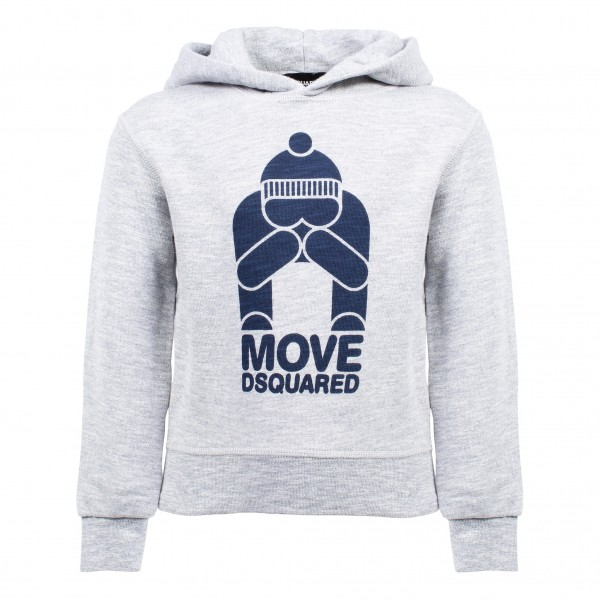 DSQUARED2 Move Print Hoodie Kids