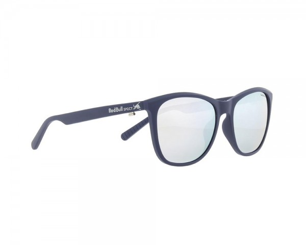 RED BULL SPECT Fly Sonnenbrille Blue / Silver iridium FLY-006