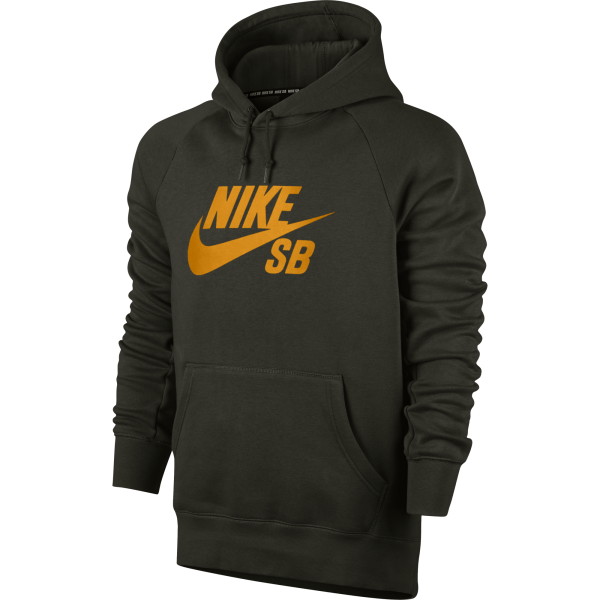 NIKE SB Icon Pullover Hoodie 846886-355