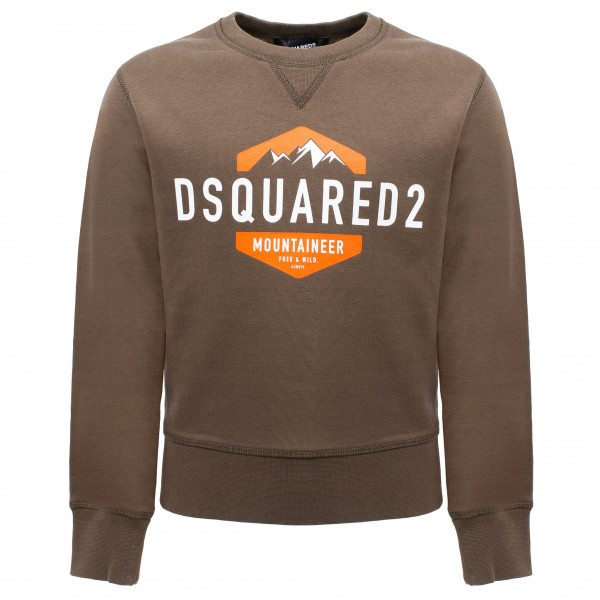 DSQUARED2 Logo Print Sweater Kids