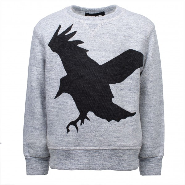 DSQUARED2 The Crow Sweater Kids
