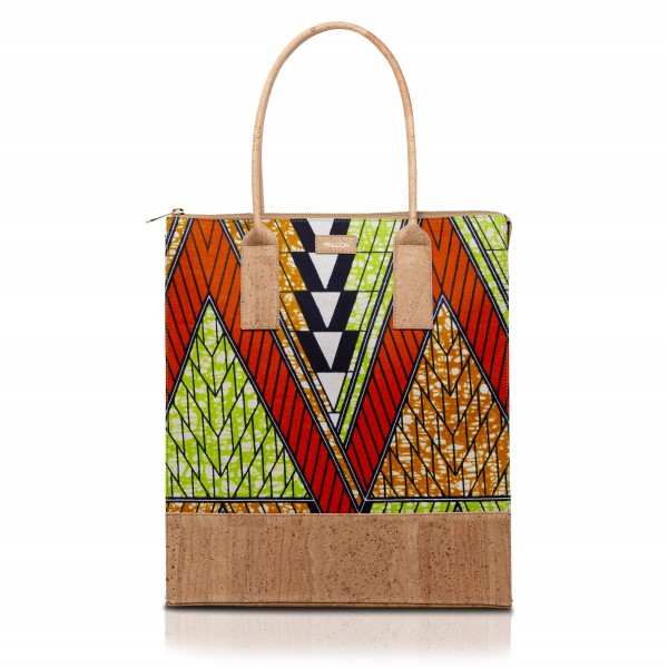 PELCOR Afro Tall Shopper