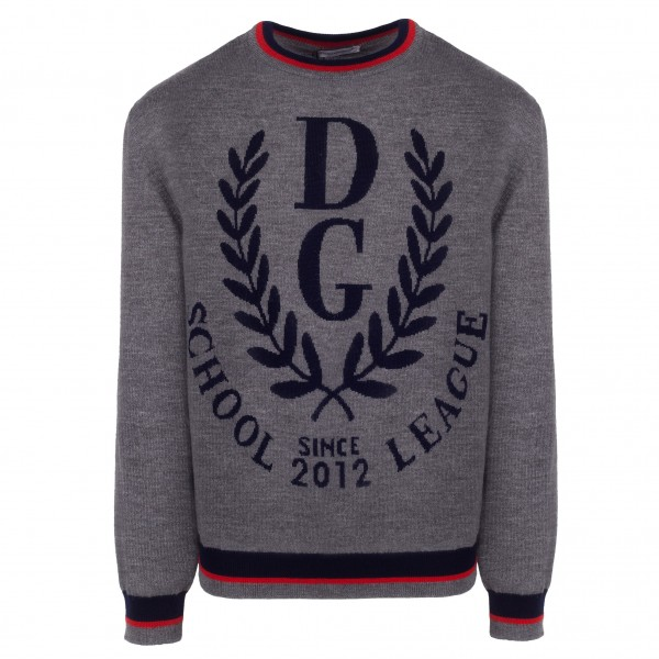 DOLCE&GABBANA School League Junior Pullover
