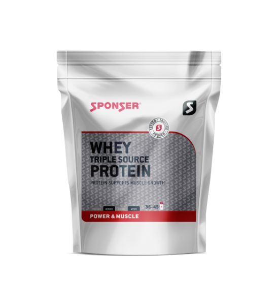 SPONSER Whey Triple Source Protein
