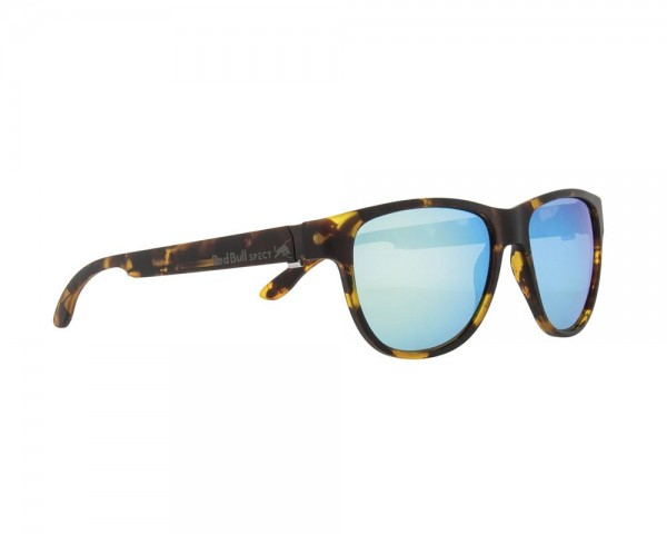RED BULL SPECT Wing3 Sonnenbrille Havana / Light Blue Iridium WING3-006