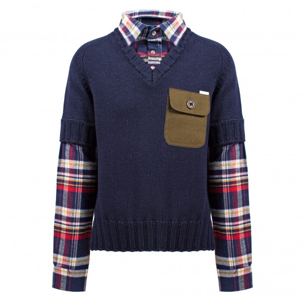 DSQUARED2 Pocket Pullover Shirt