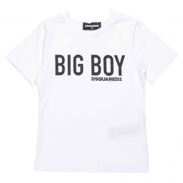 DSQUARED2 Big Boy Logo Tee Kids