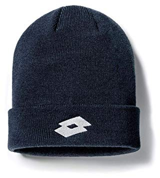 LOTTO Cross Cap Knitted Herren Strickmütze Navy S4116