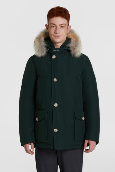 WOOLRICH Artic Anorak Holly Green