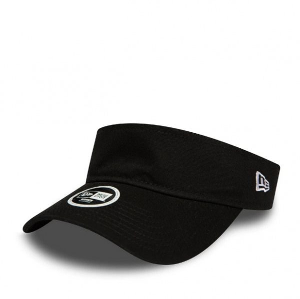 NEW ERA Essential Visor Black One Size