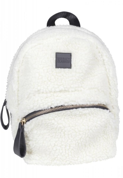 Urban Classics Sherpa Mini Backpack Rucksack TB2273