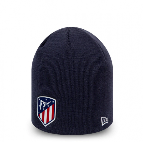 NEW ERA Atletico Madrid Skull Knit Beanie One Size Blau