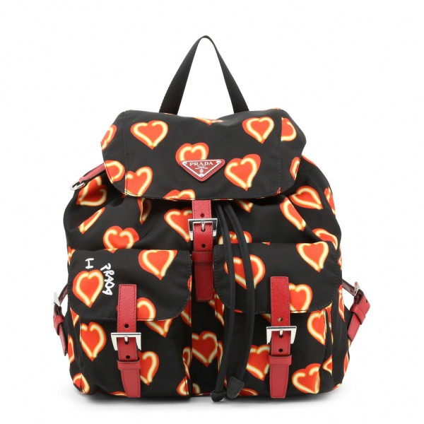 PRADA Hearts Backpack Damen Rucksack
