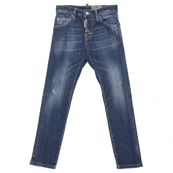 DSQUARED2 Cool Guy Jean Denim Jeans Kids