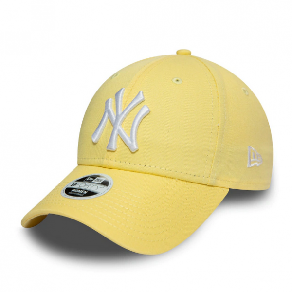 NEW ERA Yankees Women League Essential 9Forty One Size Gelb