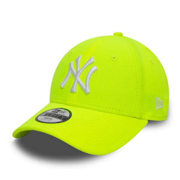 NEW ERA Kids League Essential 9Forty Neon Pack Youth Size Neongelb