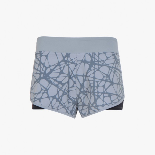DIADORA Double Layer 2-in-1 Damen Shorts 102171336-75060