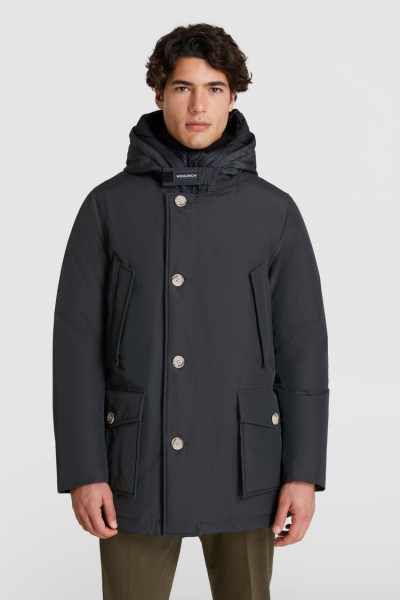 WOOLRICH Artic Stretch Parka Phantom