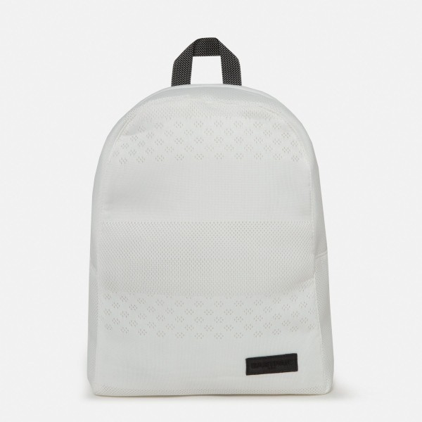 EASTPAK Padded Pakr One Piece Backpack Rucksack Weiß