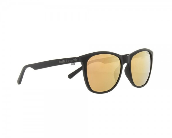 RED BULL SPECT Fly Sonnenbrille Black / Gold iridium FLY-001