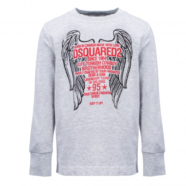 DSQUARED2 Angel Longsleeve Shirt Kids