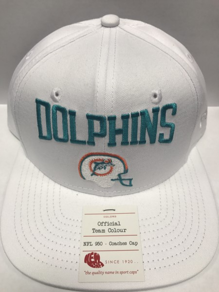 NEW ERA 9Fifty Miami Dolphins Official Cap