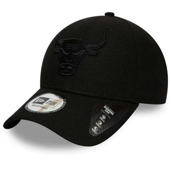NEW ERA Youth Bulls Mono Team Color 9Forty Black