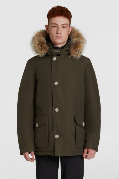 WOOLRICH Artic Anorak Green