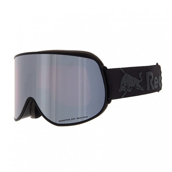 RED BULL SPECT Magnetron_Eon Skibrille Goggles Black / Mauve Snow Red w Silver Flash MAGNETRON_EON-015