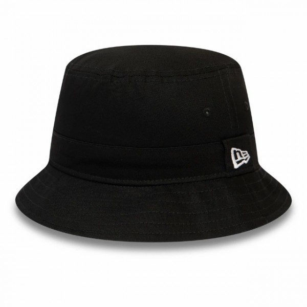 NEW ERA Kids Essential Bucket Black Youth Size