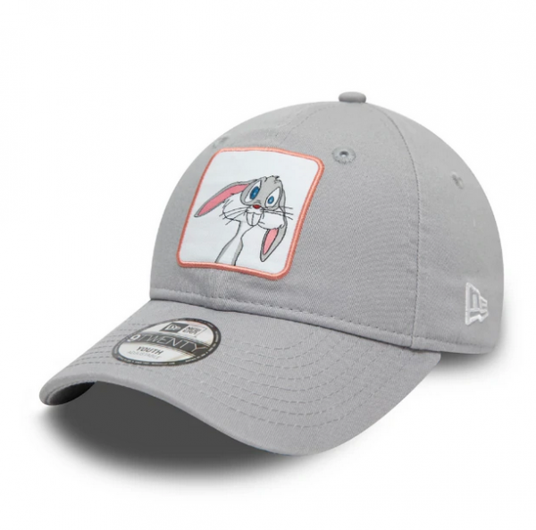 NEW ERA Kids Character 940 Bugs Bunny Youth Size
