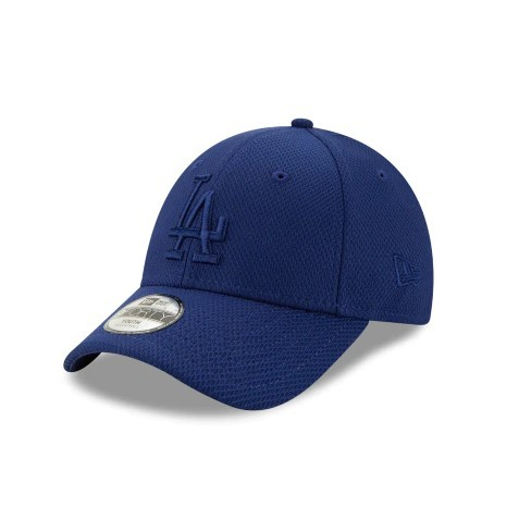NEW ERA Youth Dodgers Mono Team Color 9Forty Blau
