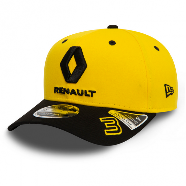 NEW ERA Renault F1 Team Riccardo Stretch Snap 9Fifty