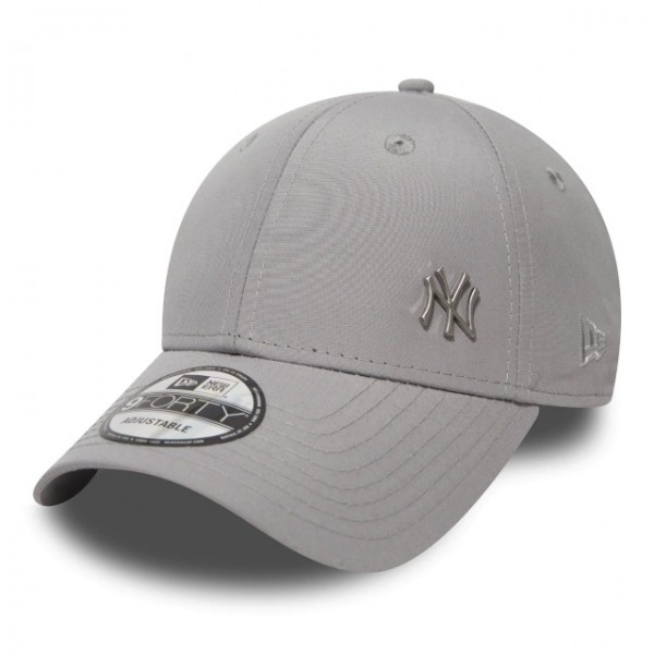 NEW ERA MLB Yankees Flawless Logo 9Forty Grau One Size