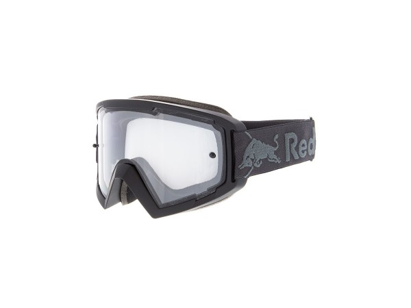 RED BULL SPECT Whip Skibrille Goggles Black / Clear Flash w Clear