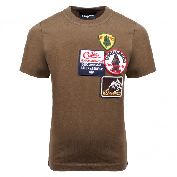 DSQUARED2 Sticker Tee Kids