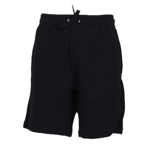 MOSCHINO Couture Logo Imprint Short Herren Shorts