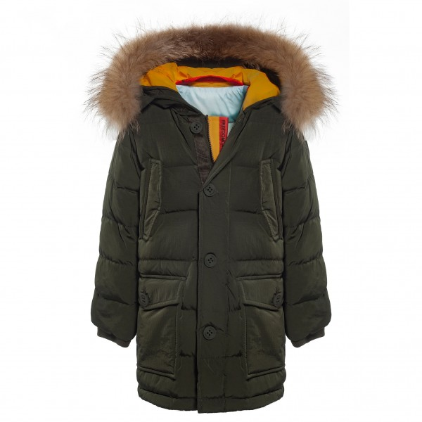 FREEDOMDAY Girls Down Coat