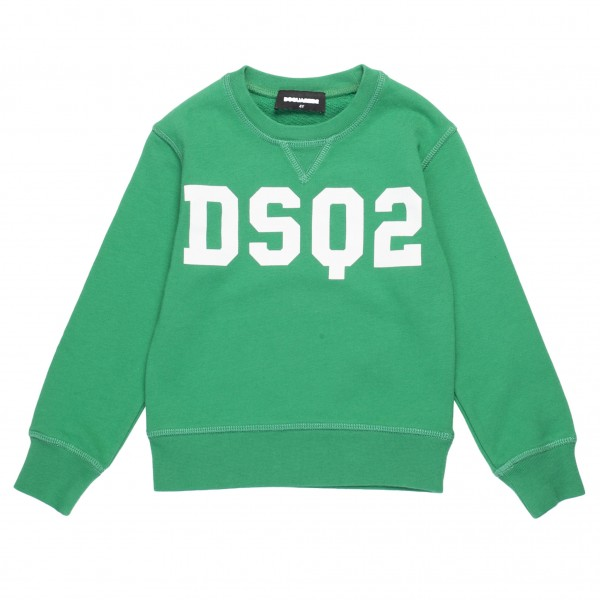 DSQUARED2 Capitol Logo Sweater Kids