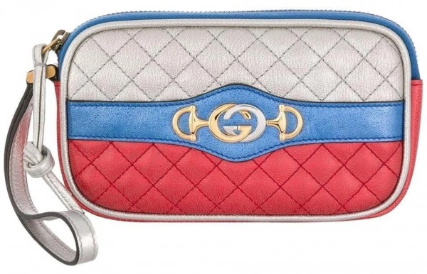 GUCCI Laminated Leather IPhone Case 1