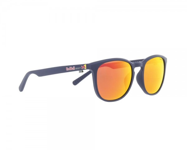 RED BULL SPECT Steady Sonnenbrille Matte blue / red iridium STEADY-002