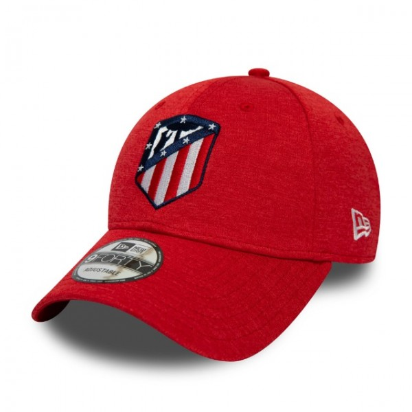 NEW ERA Atletico Madrid Scarlet Shadowtech 940 One Size
