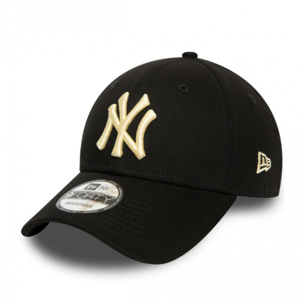 NEW ERA Women League Essential 9Forty Yankees One Size Black