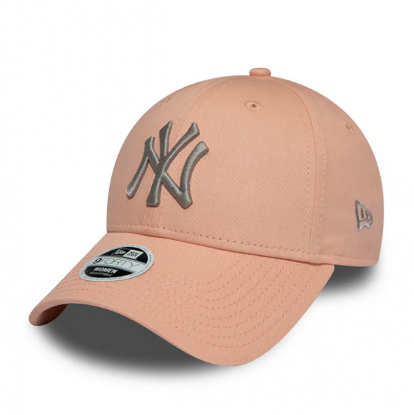 NEW ERA Yankees League Essential 9Forty Coral Onesize