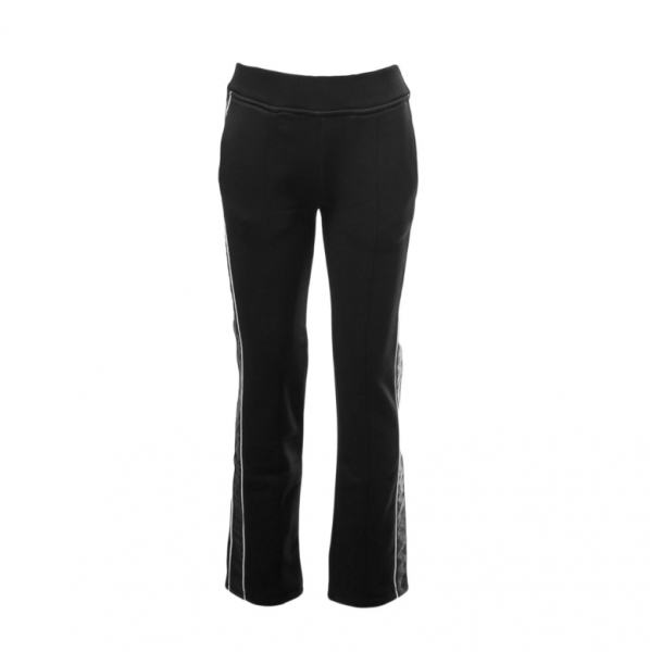 GIVENCHY Logo Ribbon Girls Pants