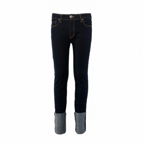 JIJIL Dark Denim Jeans