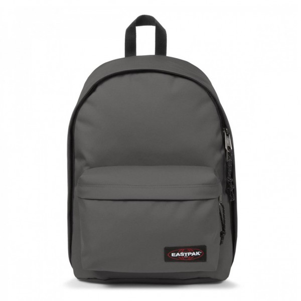 EASTPAK Out Of Office Whale Grey Backpack Rucksack Grau